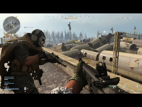 (New) Call of duty modern warfare: warzone battle royale gameplay (no commentary)