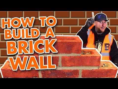(HD) How to build a brick wall - learning with the baldies