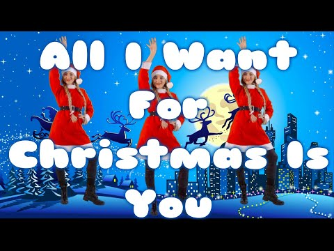 (VFHD Online) All i want for christmas is you | la portella tanček dance