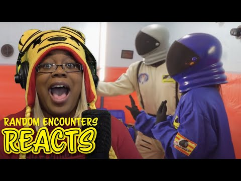 (New) Emergency meeting   an among us song   random encounters   aychristene reacts