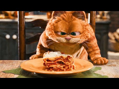 (Ver Filmes) Lasagna dance scene - garfield 2 (2006) movie clip
