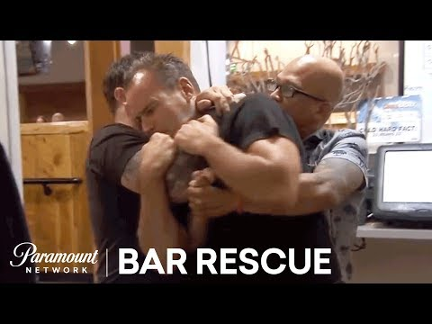 (HD) Owner is forcibly removed from his own bar - bar rescue, season 5