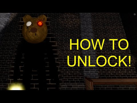 (HD) How to get the mr. stitchy in roblox piggy! (all candle locations)