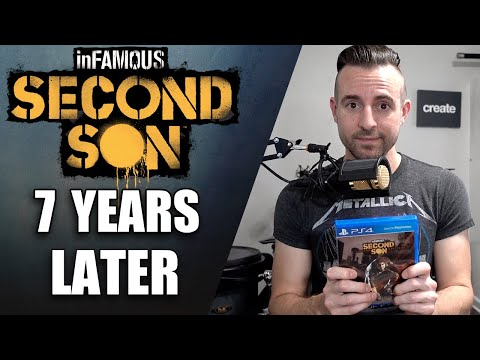 (New) Infamous: second son 7 years later