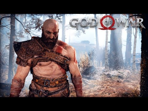 (New) God of war (ps4 pro) - full game - no commentary