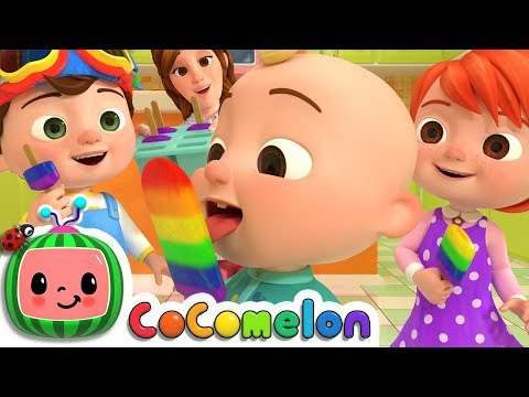 (Ver Filmes) The colors song (with popsicles) | cocomelon nursery rhymes e kids songs