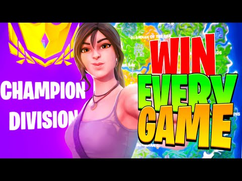 (Ver Filmes) How to win every arena game (get champs fast) - fortnite season 6 arena