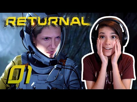 (New) Live die repeat | returnal lets play part 1 (ps5 gameplay)