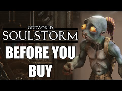 (New) Oddworld: soulstorm - 14 things you need to know before you buy