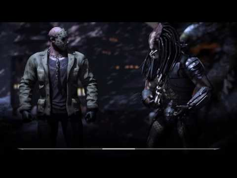 (Ver Filmes) Mortal kombat x - jason voorhees vs. alien and predator