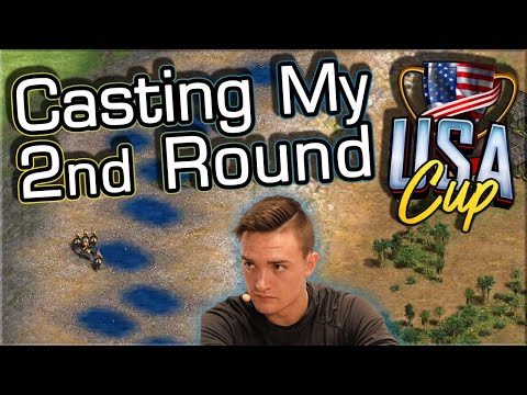 (New) Usa cup! casting my 2nd round (best of 3)