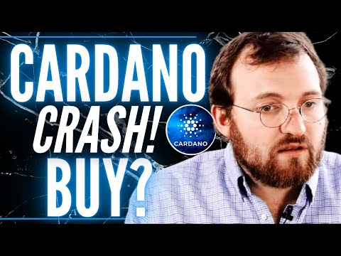 (New) Cardano crash! charles hoskinson cardano price prediction: where will cardano be in 5 years time?
