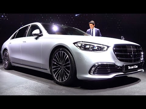 (New) 2021 mercedes s class - new full review interior exterior infotainment