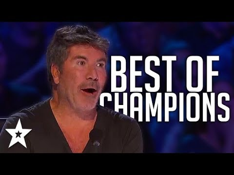(New) Best of americas got talent: the champions! | got talent global