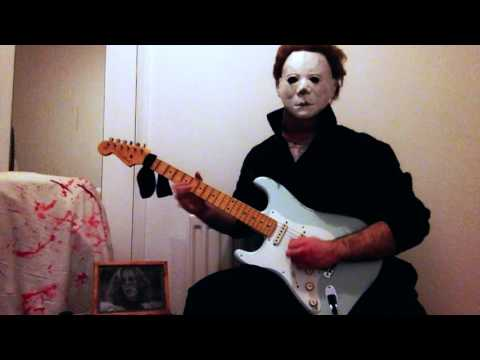 (Ver Filmes) Michael myers theme song guitar solo