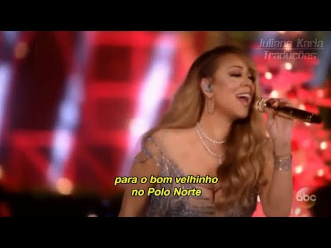 (VFHD Online) Mariah carey - all i want for christmas is you (tradução)