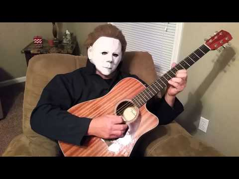 (Ver Filmes) Michael myers plays halloween theme song