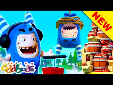 (Ver Filmes) Oddbods | dangerous duo | cartoons for children