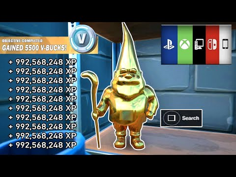 (New) *solo xp glitch* best fortnite xp glitch! xp challenges glitch how to level up fast in chapter 2 now