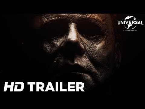 (New) Halloween trailer 1 (universal pictures) hd