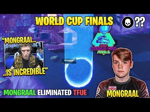 (VFHD Online) Mongraal destroys tfue e shock everyone in the world cup finals!