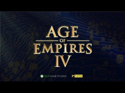 (New) Age of empires iv - x019 - gameplay reveal