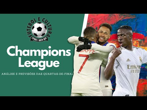 (New) Champions league - destaques e previsões das quartas-de-final