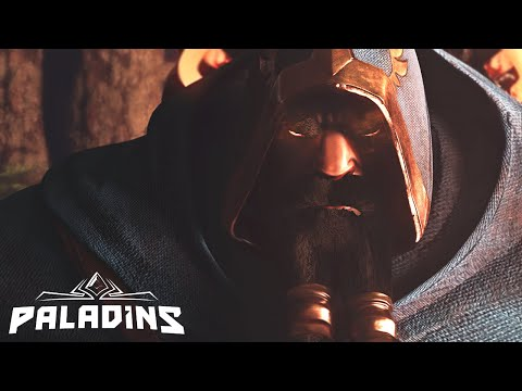 (New) Paladins cinematic: time