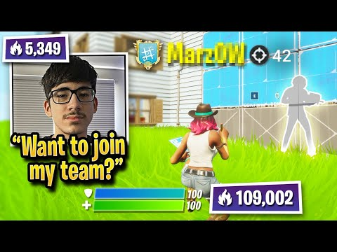 (VFHD Online) Players switch up after unknown pro breaks 105,000 arena points world record!