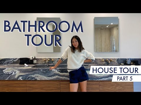 (New) New bathroom tour 2020 | house tour part 5 | aimee song | song of style