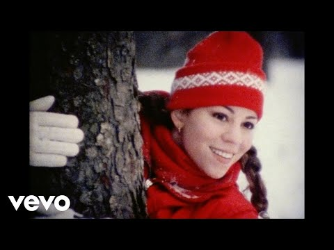 (VFHD Online) Mariah carey - all i want for christmas is you (unreleased video footage)