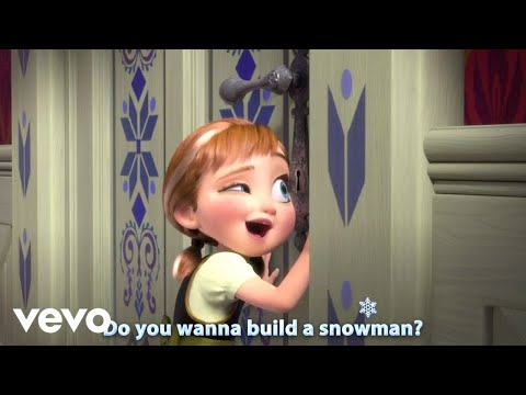 (Ver Filmes) Do you want to build a snowman? (from frozen sing-along)