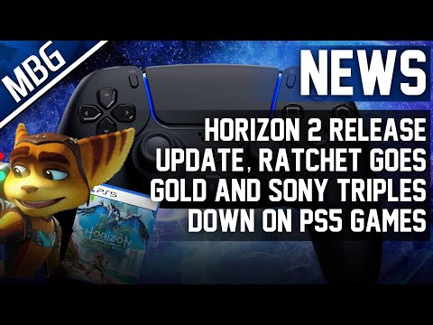 (New) Big playstation exclusives update, new ps5 dualsense colors revealed, sony triples down on ps5 games