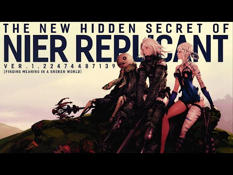 (New) Nier replicants new secret is truly special (spoiler ending e analysis)