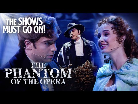 (New) All i ask of you | the phantom of the opera