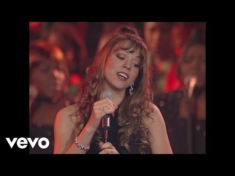 (VFHD Online) Mariah carey - joy to the world (live at st. john the divine)