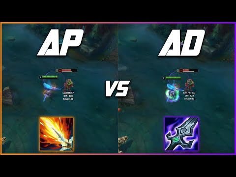 (New) The multiple season 11 katarina builds | ap vs ad? hybrid? korean? lets test which is best