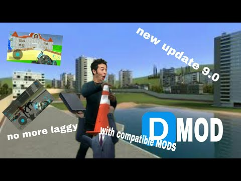 (New) Dmod 0.9 update is awesome