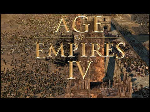 (New) Age of empires 4 en vivo gameplay campañas y mas