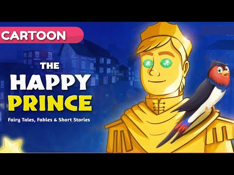 (Ver Filmes) The happy prince story in english (oscar wilde) i kids moral stories | childrens bedtime story 2020