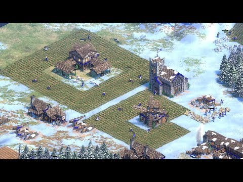 (New) Age of empires 2: definitive edition - gameplay (pc uhd)