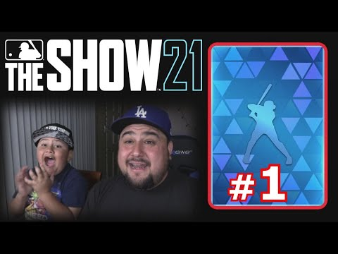 (New) First pack opening in mlb the show 21! | mlb the show 21 | diamond dynasty #1
