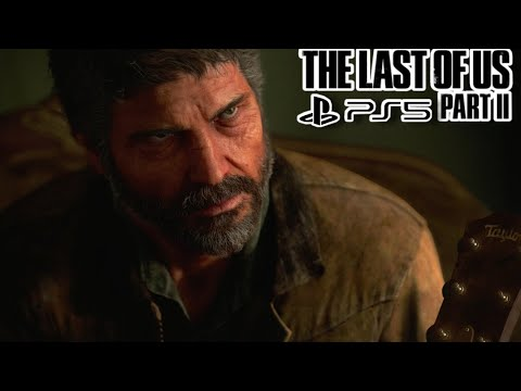 (New) Last of us part 2 ps5 4k hdr : the prologue! (full gameplay) ellie gets guitar from joel and more!