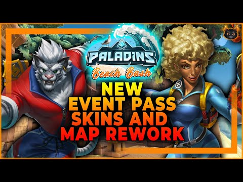 (New) New summer 4th july event pass and map visual rework breakdown - shadow update