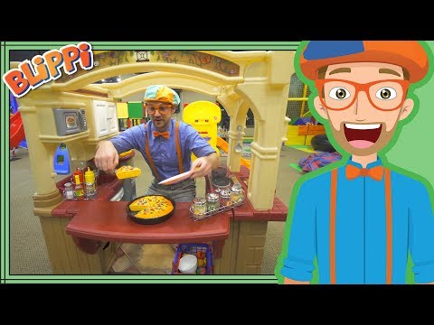 (Ver Filmes) Videos for toddlers with blippi   learn colors and numbers for children