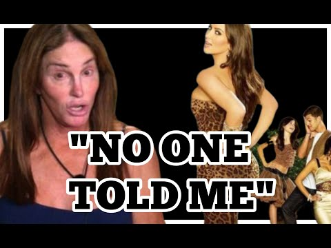 (New) Caitlyn was blindsided by kuwtk ending