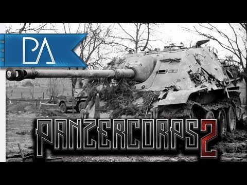 (New) Epic ww2 turn-based game! invasion of poland - panzer corps 2 gameplay