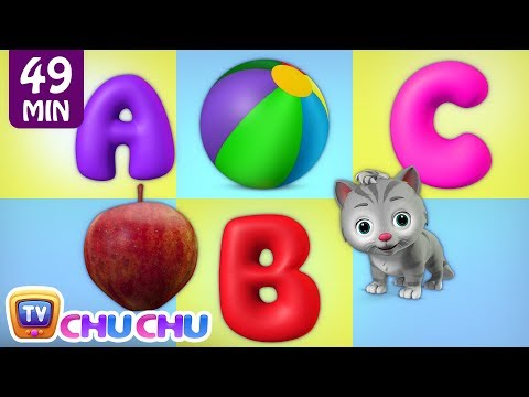 (Ver Filmes) Abc alphabet e numbers for kids - chuchu tv learning songs for kids