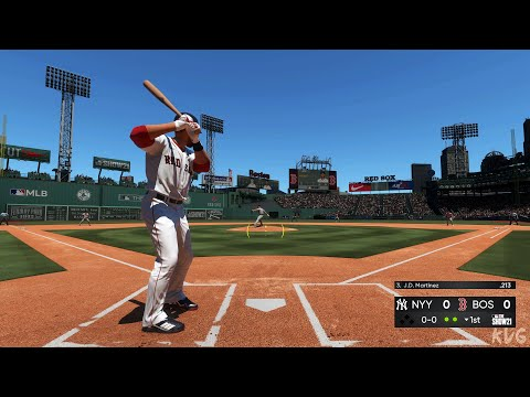 (New) Mlb the show 21 - gameplay (xbox series x uhd) [4k60fps]