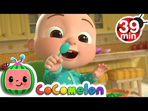 (Ver Filmes) Yes yes vegetable song + more nursery rhymes e kids songs - cocomelon